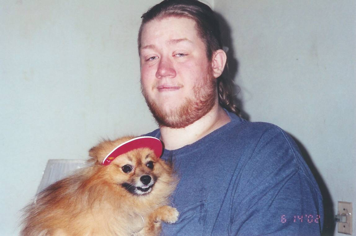 James and Furball '02
