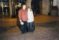 James and Carolyn in Vegas '99