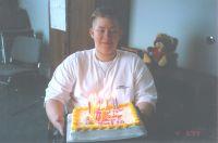 James 16th Birthday '99