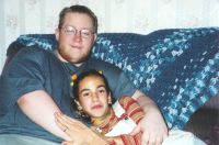 James and Krystal '01